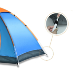 2 Person Camping Tent Outdoor Manual 200x120x110cm in pakistan