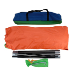 4 Person Camping Tent Outdoor Manual 208x208x145 cm in pakistan