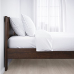 Picture of IKEA SONGESAND Bed Frame, Brown140x200 cm