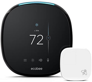 ECOBEE 4 THERMOSTAT WITH SENSOR WI-FI