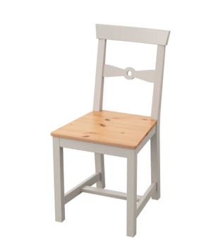 IKEA GAMLEBY Chair, Light Antique Stain-Grey in pakistan