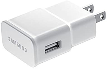 SAMSUNG CHARGING ADAPTER  2A   in   WHITE