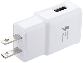 SAMSUNG  CHARGER FAST ADAPTIVE    in   WHITE