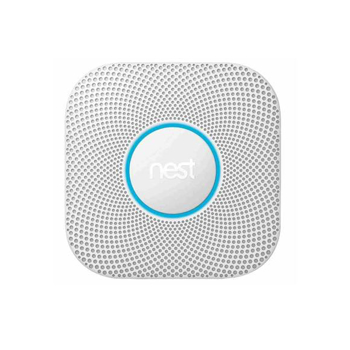 NEST  PROTECT 2ND  SMOKE CARBON  in  WHITE