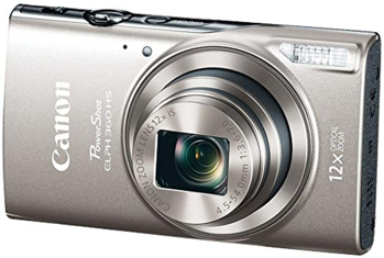 CANON  POWERSHOT ELPH 360 HS CAMERA    IN  SILVER