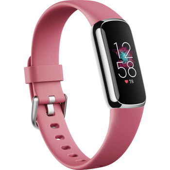 FITBITACTIVITY TRACKER LUXE FITNESS     in    ORCHID / PLATINUM STAINLESS STEE