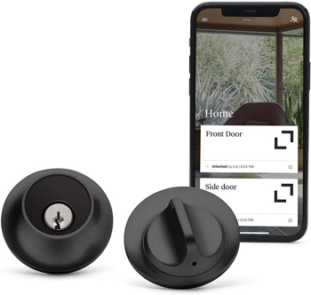 LEVEL TOUCH EDITION  SMART LOCK   in  MATTE BLACK