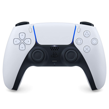 SONY PS5 DUALSENSE   CONTROLLER     in    WHITE